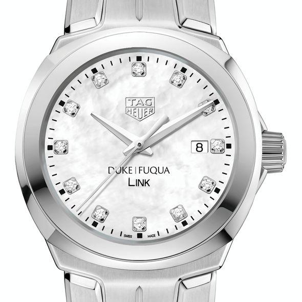 Duke Fuqua TAG Heuer Diamond Dial LINK for Women