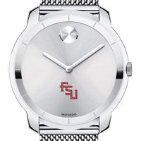Florida State University Men's Movado Stainless Bold 44
