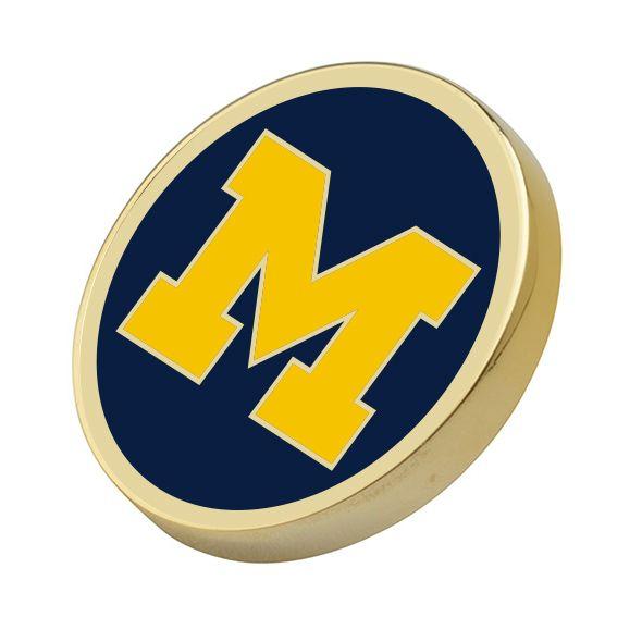 University of Michigan Enamel Lapel Pin