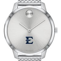 East Tennessee State University Women's Movado Stainless Bold 35