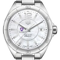 Holy Cross Women's TAG Heuer Formula 1 with MOP Dial