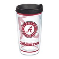 Alabama 16 oz. Tervis Tumblers - Set of 4