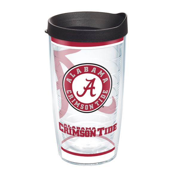 Alabama 16 oz. Tervis Tumblers - Set of 4 - Image 1