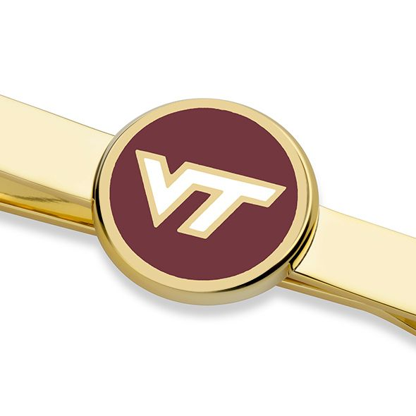 Virginia Tech Tie Clip - Image 2