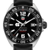 University of North Carolina Men's TAG Heuer Formula 1 with Black Dial