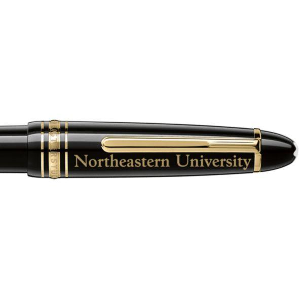 Northeastern Montblanc Meisterstück LeGrand Ballpoint Pen in Gold - Image 2