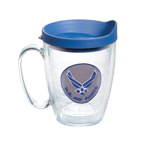 USAFA 16 oz. Tervis Mugs- Set of 4 - Image 1