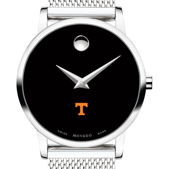 University of Tennessee Women's Movado Museum with Mesh Bracelet