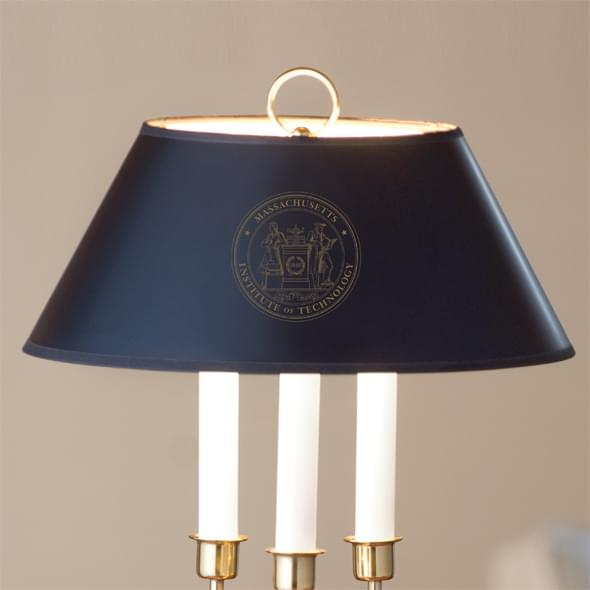 MIT Lamp in Brass & Marble - Image 2