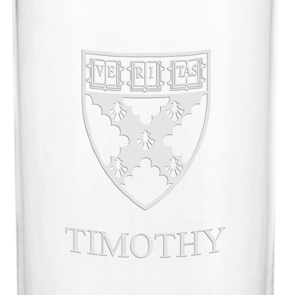Harvard Business School Iced Beverage Glasses - Set of 2 - Image 3
