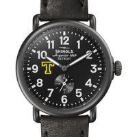 Trinity Shinola Watch, The Runwell 41mm Black Dial