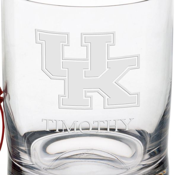 University of Kentucky Tumbler Glasses - Set of 2 - Image 3