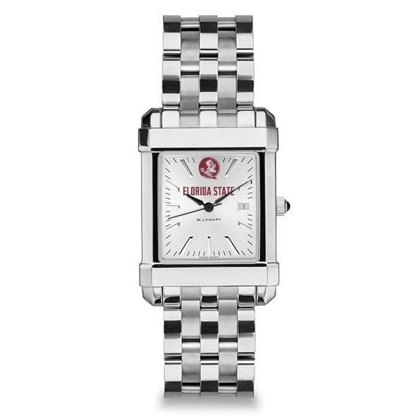 Florida State Men's Collegiate Watch w/ Bracelet - Image 2