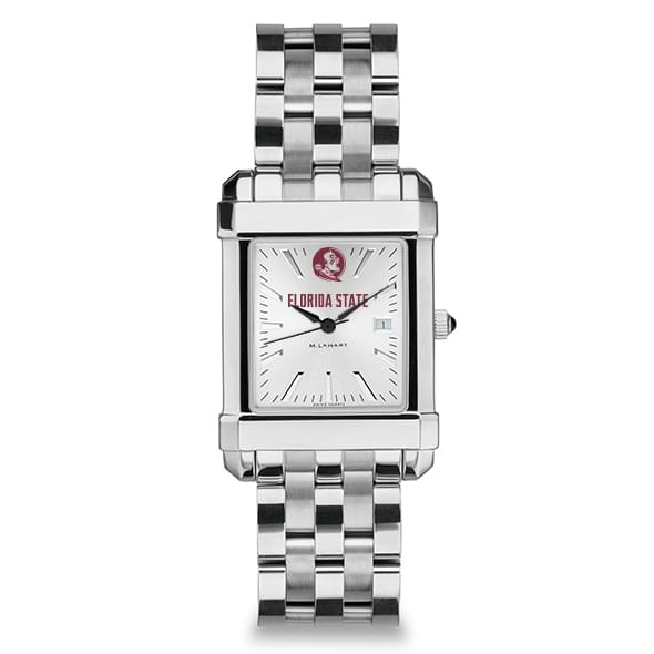 Florida State Men's Collegiate Watch w/ Bracelet - Image 2