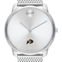 University of Colorado Men's Movado Stainless Bold 42
