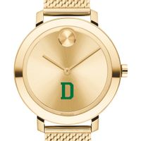 Dartmouth Women's Movado Bold Gold with Mesh Bracelet