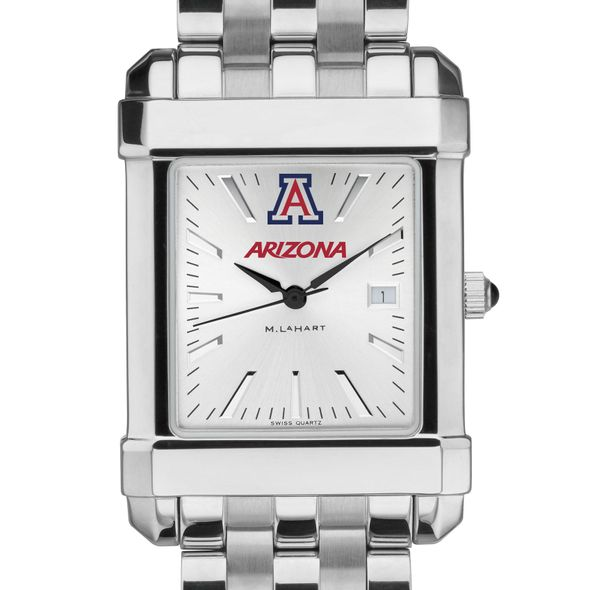 University of Arizona Men's Collegiate Watch w/ Bracelet