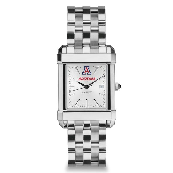 University of Arizona Men's Collegiate Watch w/ Bracelet - Image 2