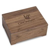 Cincinnati Solid Walnut Desk Box