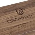 Cincinnati Solid Walnut Desk Box - Image 3