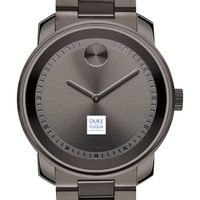 Duke Fuqua Men's Movado BOLD Gunmetal Grey