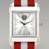 WUSTL Collegiate Watch with NATO Strap for Men