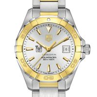 College of Charleston Women's TAG Heuer Two-Tone Aquaracer