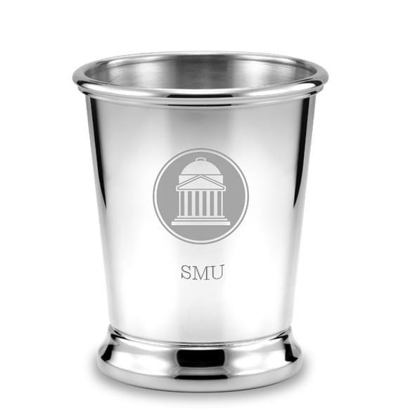 SMU Pewter Julep Cup - Image 2