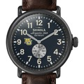 Marquette Shinola Watch, The Runwell 47mm Midnight Blue Dial - Image 1