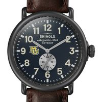 Marquette Shinola Watch, The Runwell 47mm Midnight Blue Dial