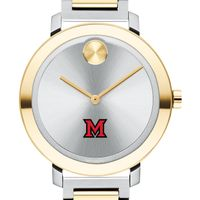 Miami University Women's Movado Two-Tone Bold 34