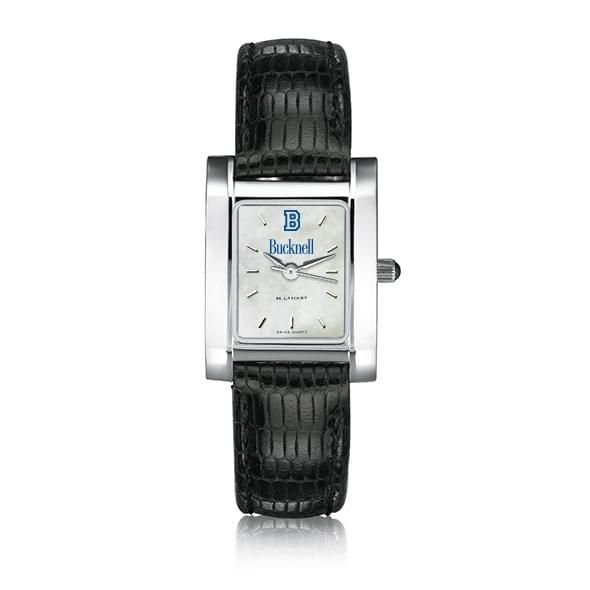 Bucknell Women's MOP Quad with Leather Strap - Image 2