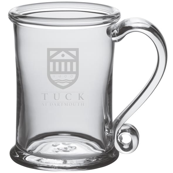TUCK Glass Tankard by Simon Pearce