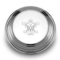 William & Mary Pewter Paperweight