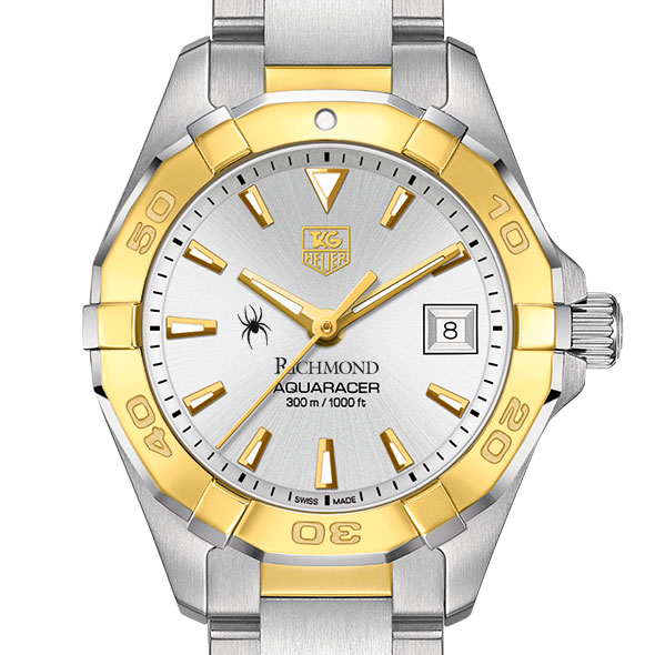 University of Richmond Women's TAG Heuer Two-Tone Aquaracer