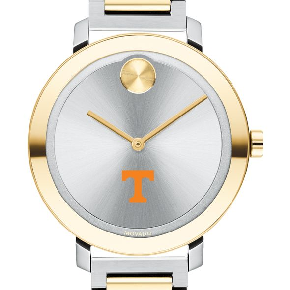 University of Tennessee Women's Movado Two-Tone Bold 34
