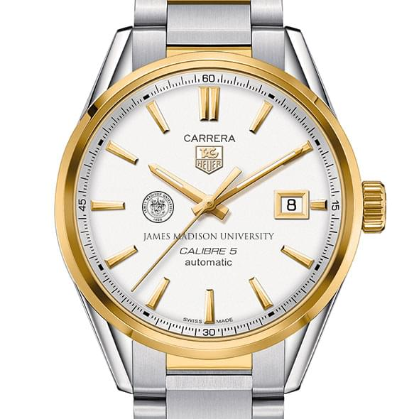 James Madison Men's TAG Heuer Two-Tone Carrera with Bracelet