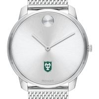 Tulane University Men's Movado Stainless Bold 42