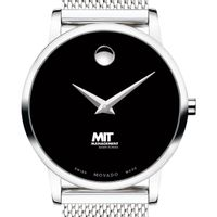 MIT Sloan School of Management Women's Movado Museum with Mesh Bracelet