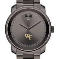 Wake Forest University Men's Movado BOLD Gunmetal Grey