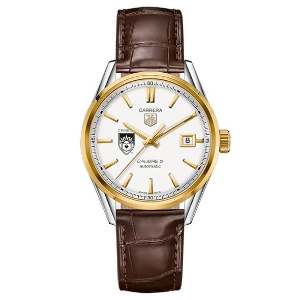 Lehigh Men's TAG Heuer Two-Tone Carrera with Strap - Image 2