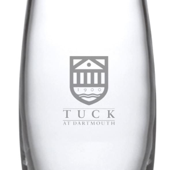 TUCK Glass Addison Vase by Simon Pearce - Image 2