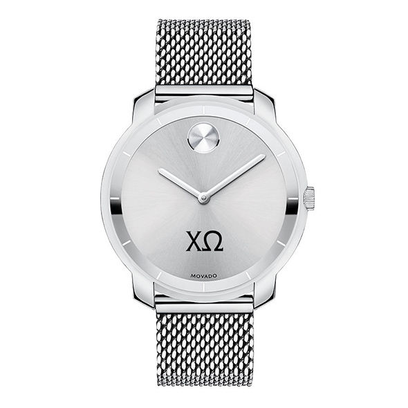 Chi Omega Women's Movado Stainless Bold 36 - Image 2