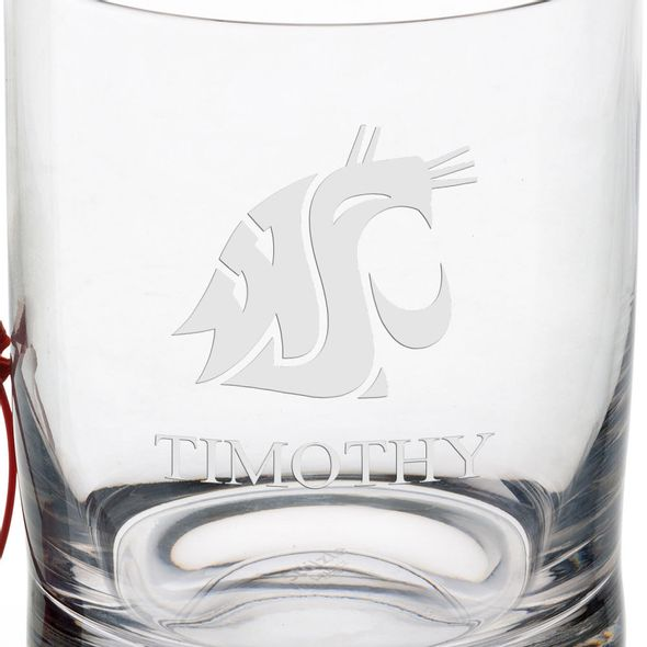 Washington State University Tumbler Glasses - Set of 2 - Image 3