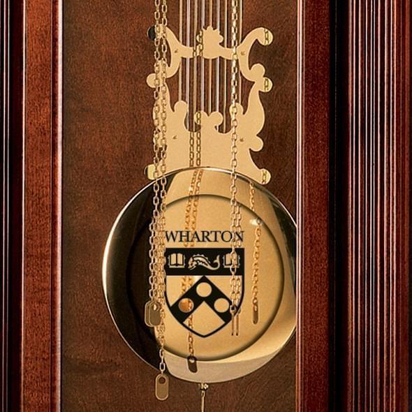 Wharton Howard Miller Grandfather Clock - Image 2