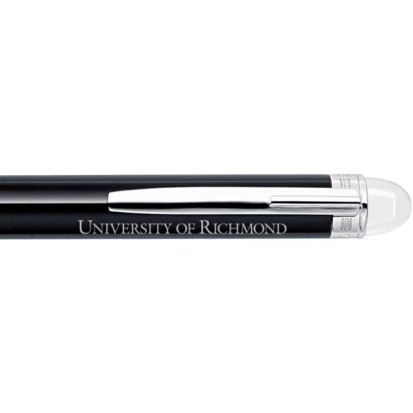 University of Richmond Montblanc StarWalker Ballpoint Pen in Platinum - Image 2