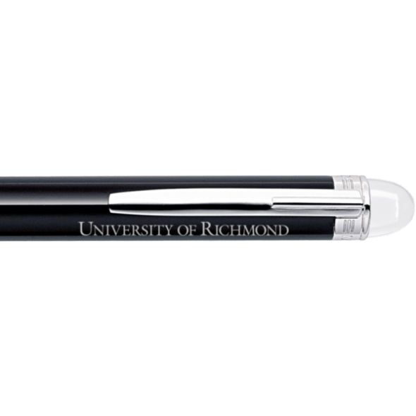 University of Richmond Montblanc StarWalker Ballpoint Pen in Platinum - Image 2