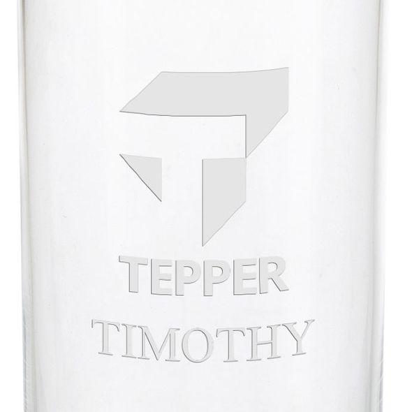 Tepper Iced Beverage Glasses - Set of 4 - Image 3