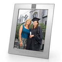 Duke Fuqua Polished Pewter 8x10 Picture Frame