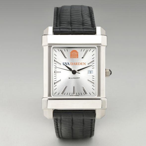 UVA Darden Men's Collegiate Watch with Leather Strap - Image 2